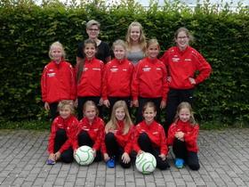TVO-Damen in Hirschfelde Feld2018